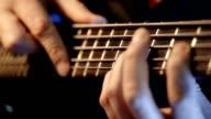 bas guitar video