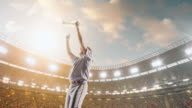 Baseball express positive emotions video