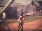 Baseball Player on Film video
