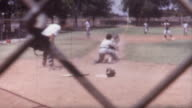Baseball Run 1970 video