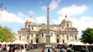 Basilica di Santa Maria Maggiore in Rome, Italy video