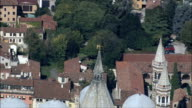 Basilica Of Saint Anthony Of Padua  - Aerial View - Veneto, Padua, Padova, Italy video