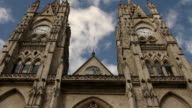 Basilica of the national vow, Quito video