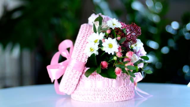 Basket of divine beauty video
