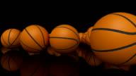 HD : Basketball Animation. video