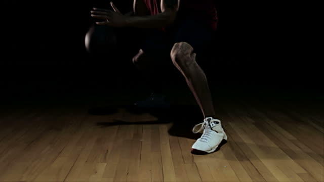 Basketball Dribbling video