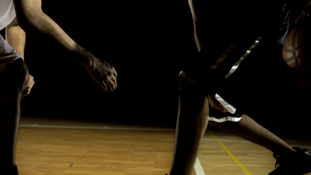Basketball Dribbling (Super Slow Motion) video