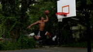 Basketball Dunking Montage video