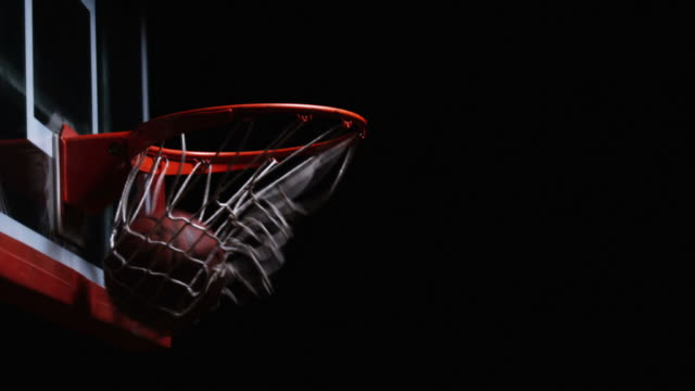 Basketball goal video