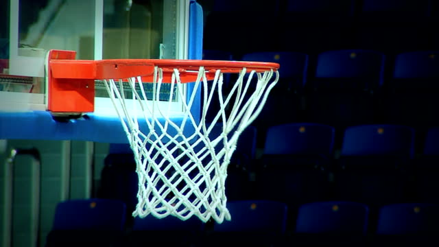 Basketball hoop video