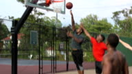 Basketball Jumpshot Multi Clip video