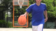 Basketball Layup, Athletics, Sports video