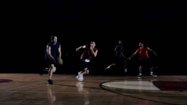 Basketball Play video