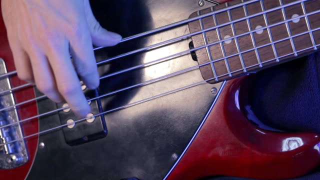 bass guitar video