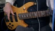 bass guitar video