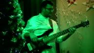 Bass Guitarist. video