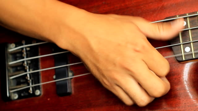 bass player video