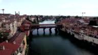 Bassano del Grappa Aerial View video