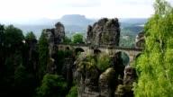 Bastei Bridge video