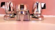 BathroomSink01-Loopable video