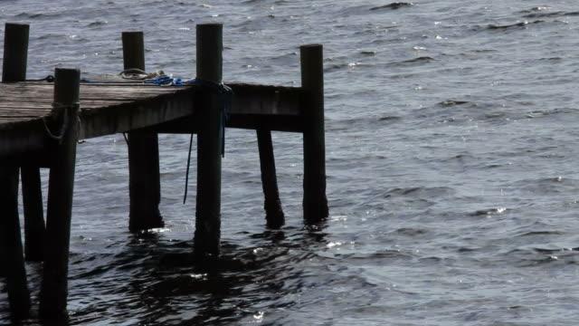 Battered Pier video