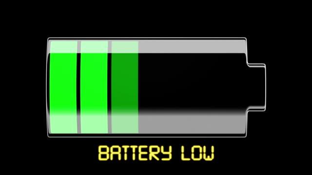 Battery. video