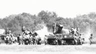 WWII Battle Scene 02 FX video