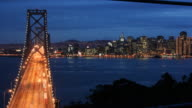 Bay Bridge Time Lapse video