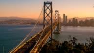 Bay Bridge Traffic video
