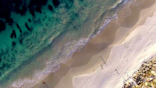 Beach Aerial View video