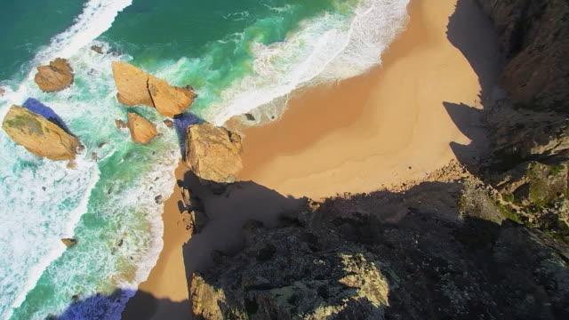 Beach Bird Eye View video