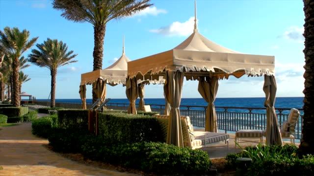 Beach Cabana Tent video