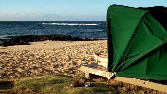 Beach Cabana video