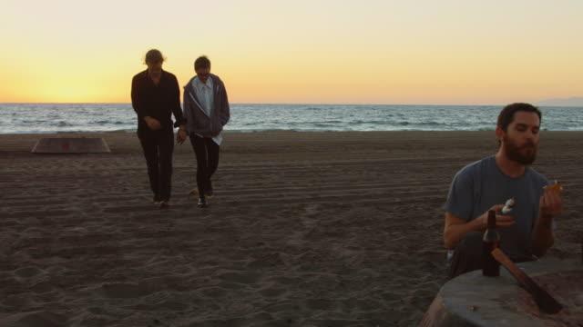 Beach Date video