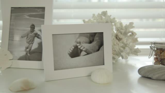 Beach house memories, family photos video