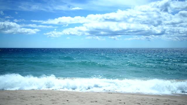 Beach in Cannes video