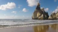 Beach in Portugal video