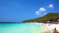 Beach Of Ko Lan video