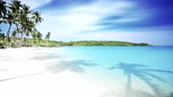 beach on island video
