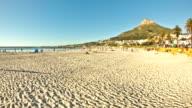 Beach Time Lapse Camps-Beach video