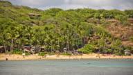 Beach Time Lapse People & Snorkeling video