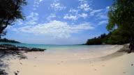 Beach Timelapse video