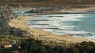 Beach Waves Coastline Time-lapse video