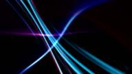 beam of light video