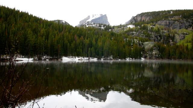 Bear Lake at Rocky Mountain National Park video