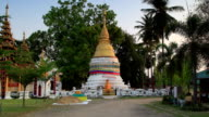Beatiful Tample in Thailand video