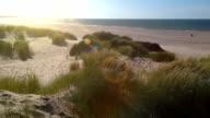 beautiful beach and sea in 1080p video