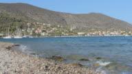 Beautiful Beach in Greece video