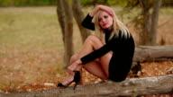 Beautiful Blonde video