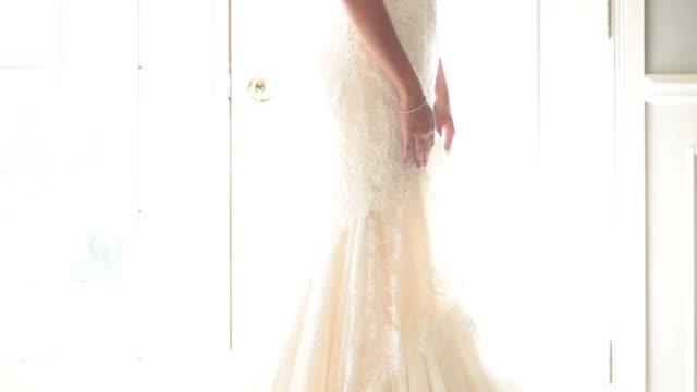 Beautiful bride video